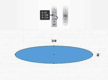 ellipse tool