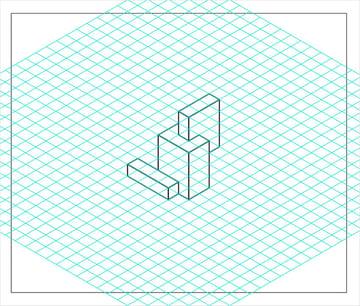 Isometric Grid Adobe Illustrator