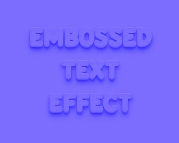 how to make text look embossed in illustrator