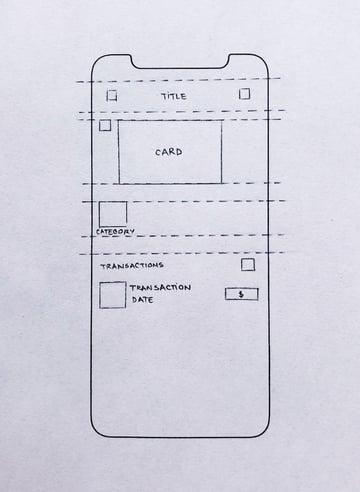 paper sketch
