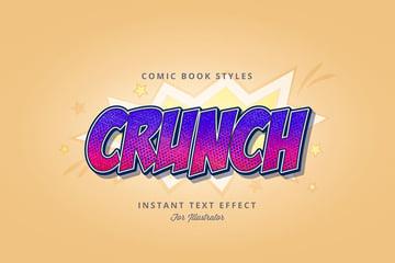 Comic Book Styles for Illustrator