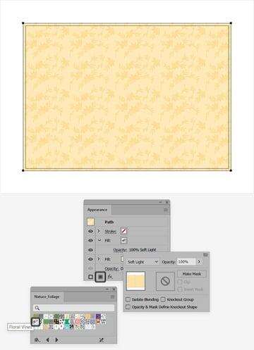 second fill pattern