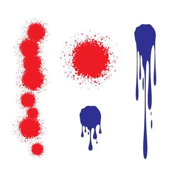 splatter brush illustrator