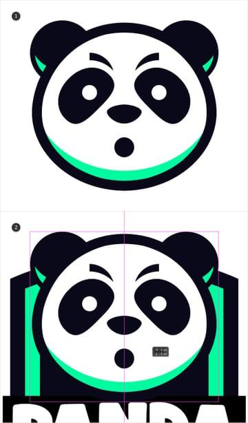 emblem design mascot