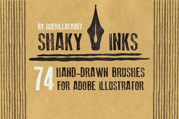 ink brushes