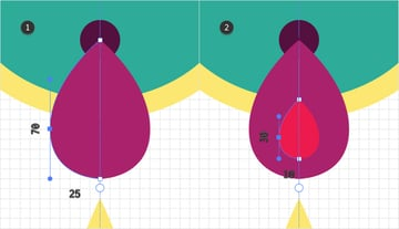 mirror paths illustrator