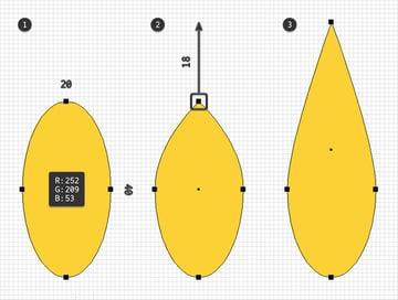 yellow leaf design