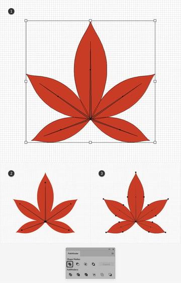 red leaf design unite