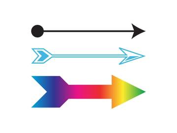 illustrator arrow