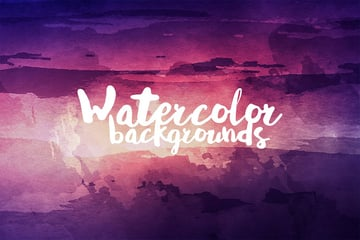 watercolor background image