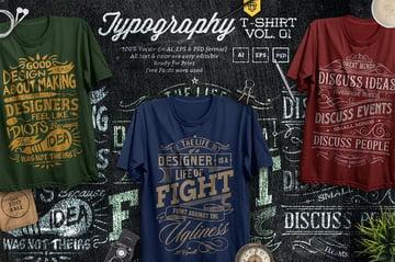 Illustrator t-shirt template