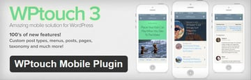 WPTouch Mobile Plugin