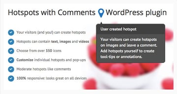 Hotspots with Comments