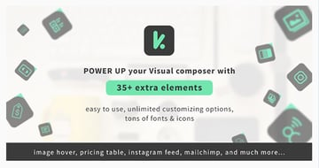 Visual Composer KIT VCKit Addon