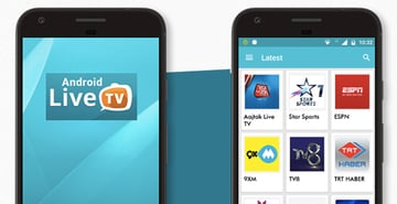 Android Live TV