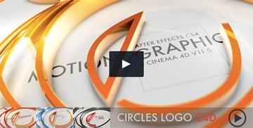 Circles Logo C4D