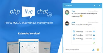 PHP Live Chat Pro