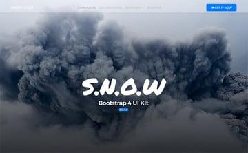 SNOW UI Kit