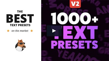 Text Preset Pack