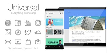 Universal Android App