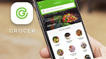Grocery WooCommerce Android