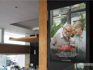 Romantic Comedy Movie Poster