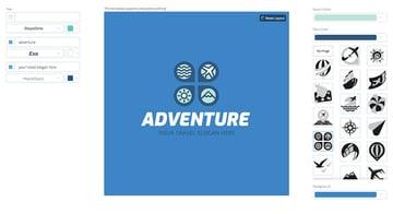Logo Maker for Tour Guides