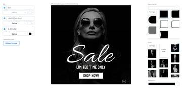 Black Friday Sales Online Banner Template