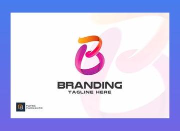 Branding Letter B - Logo Template