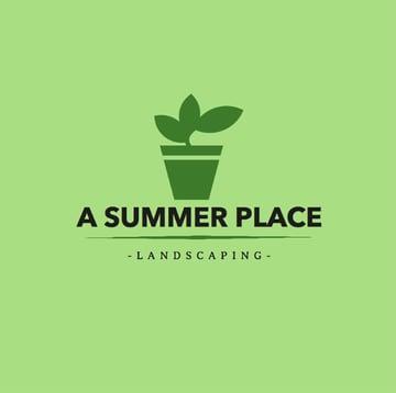 Creative Landscape Company Logo Designs