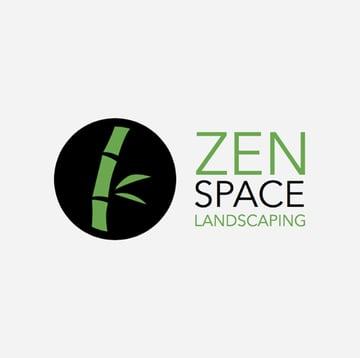 Zen Landscaping Logo Template