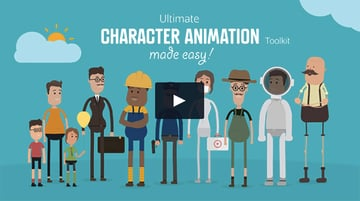 Ultimate Character Animation Toolkit