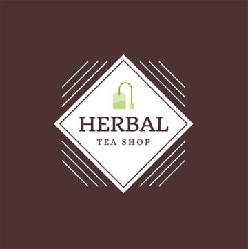 Tea Shop Logo Design