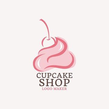 Logo Maker for Cupcake Shops