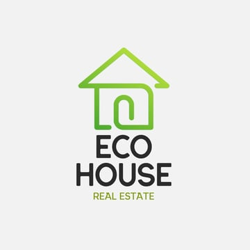 Real Estate Logo Maker with Icons