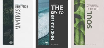 Book Cover Template for a Mindfulness Book