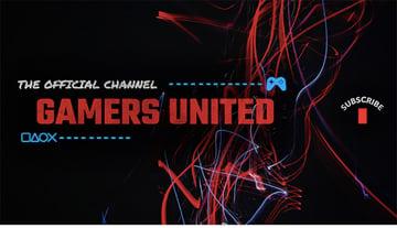 Online Banner Maker for Gaming Channels