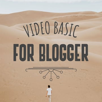 Social Media Post Template for Bloggers