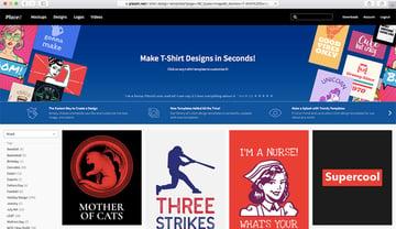 T Shirt Design Maker at Placeit