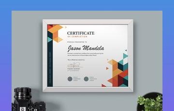 Certificate Diploma Template Pro