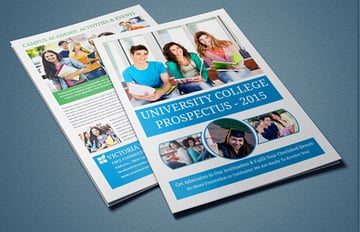 Educational Prospectus Brochure