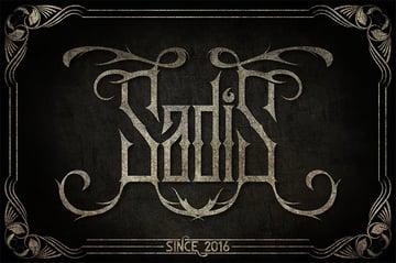 Sadis Death Metal Font