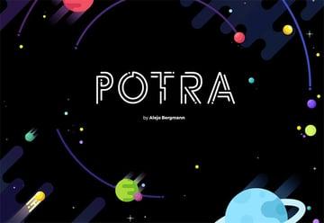 Potra - Free Font