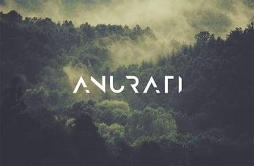 Anurati - Free Monogram Font