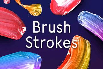 Paint Brush Strokes for Affinity Designer
