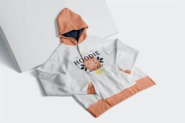 6 Mockup Hoodies