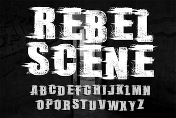 Rebel Scene
