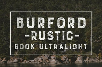 Burford Rustic Book UltraLight