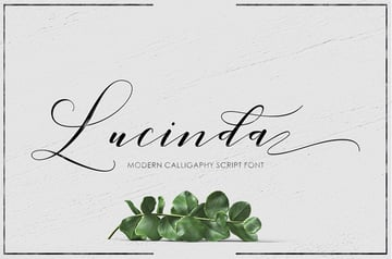 Lucinda Script