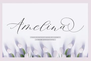 Amelina Script